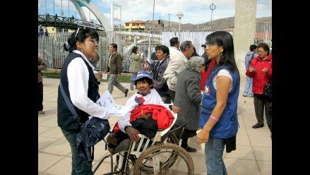 Tumbes: 1.778 personas con discapacidad hay en Contralmirante Villar