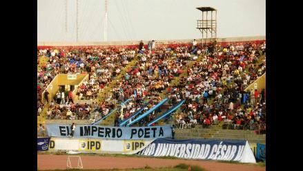 Trujillo: Club César Vallejo tiene más hinchas que Carlos A. Mannucci