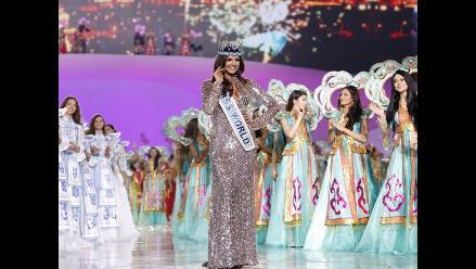 Ceremonia de apertura de la 62 edición de Miss Mundo 2012