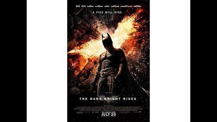 Tres detenidos por amenazas tras ver película Batman