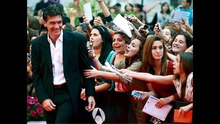 Antonio Banderas confirmado para Festival de Cine de Lima 2013