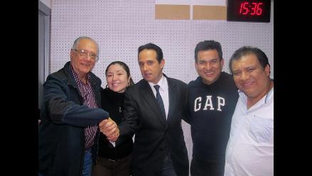 Mario Lopez ´El pana´ nos visita