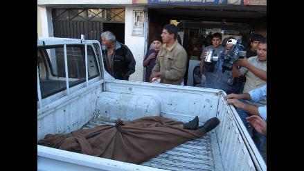 Arequipa: Hallan a joven muerto en José Luis Bustamante y Rivero