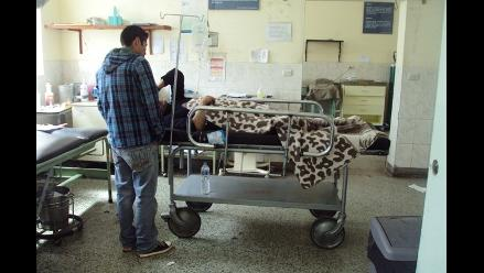 Áncash: Más de 50 afectados por fuga de mineral en Bolognesi