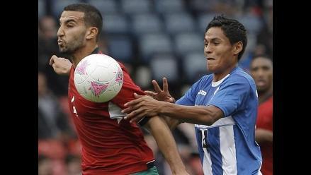 Honduras y Marruecos igualan en el fútbol masculino en Londres 2012