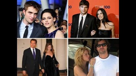 Las diez infidelidades más sonadas de los últimos tiempos