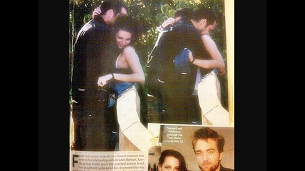 Kristen Stewart: Así la atraparon con las manos en la masa