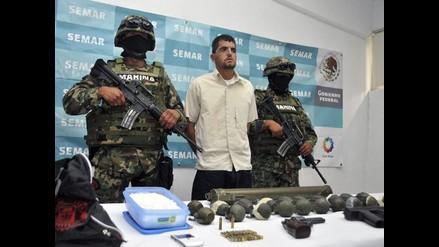 México: Capturan a líder de Los Zetas