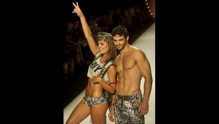 3aec2143c07e Agua Bendita presentó lo nuevo en trajes de baño en Colombiamoda ...