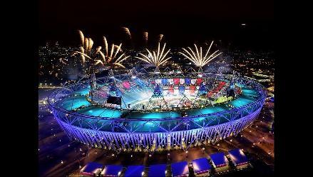 Londres vivió espectáculo inolvidable en inauguración de JJ.OO.