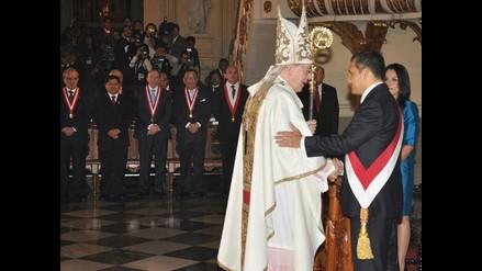 Cardenal Cipriani: Es hora que el Perú sea la patria de todos