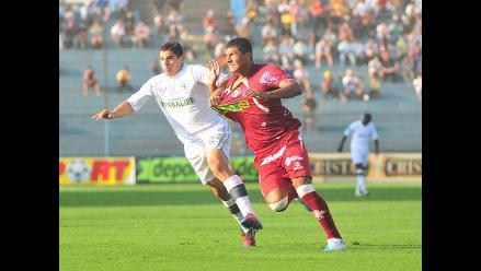 San Martín empató 2-2 con León de Huánuco por el Torneo Descentralizado