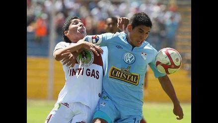 Sporting Cristal recibe al Inti Gas por la fecha 27 del Descentralizado