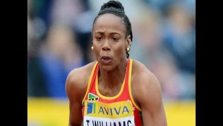 Atleta Tameka Williams abandona los JJOO tras reconocer dopaje