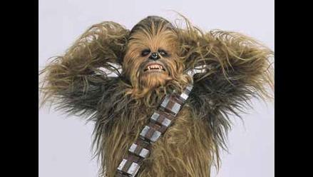 Máscara de Chewbacca fue vendida a 172 mil dólares