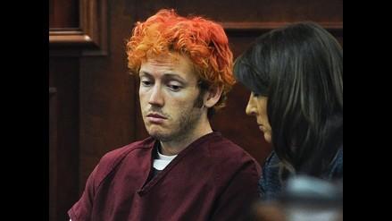 Autor de masacre en cine de Denver iba al psiquiatra