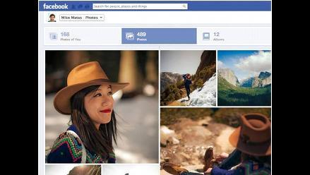 Facebook entregará una nueva forma para ver fotografías