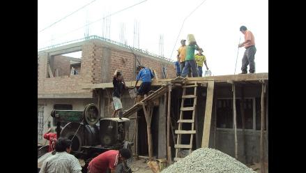 Autoconstrucción de viviendas alcanza el  80% en Conos de Lima