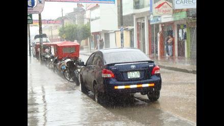 Moyobamba: Desciende la temperatura por segundo día seguido