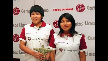 Daysi Cori defiende su título en el mundial juvenil de Atenas Sub.20
