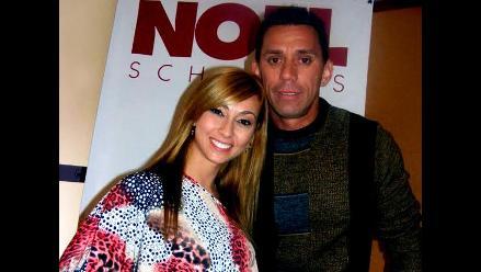Belén y Rebosio irán juntos al concierto de Noel Schajris