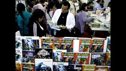 FIL Lima 2012 congregó a cerca de 300 mil personas
