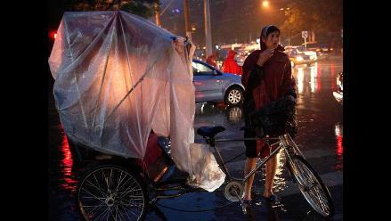 Más de 40 mil afectados por inundaciones en China