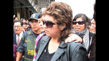 Hija de Lucho Barrios apenada por fallecimiento de Pedro Otiniano