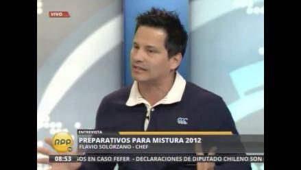 Esperan que Mistura 2012 supere el medio millón de asistentes