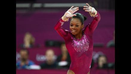 Gabrielle Douglas gana el oro en gimnasia artística para Estados Unidos