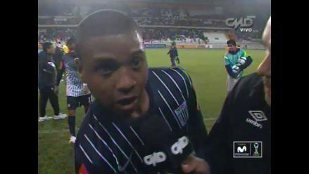 Jorge Bazán valora punto que obtuvo Alianza Lima ante Sporting Cristal