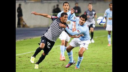 Alianza Lima empató 1-1 con Sporting Cristal por el Descentralizado
