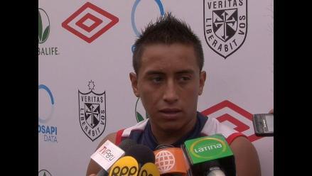 Presidente de Vallejo afirma que llegó a un acuerdo con Christian Cueva