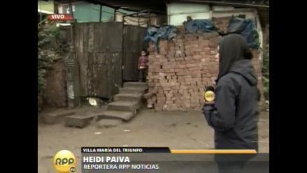 Pobladores de Ticlio Chico piden ayuda por crudo invierno