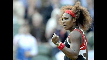 Serena Williams enfrentará a Maria Sharapova por el oro en Londres 2012