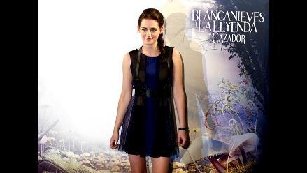 Kristen Stewart está prohibida de asistir a premiere de ´Cosmopolis´