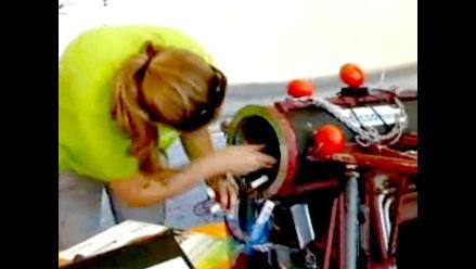 OTAN probó a universitarios en competencia de robótica submarina