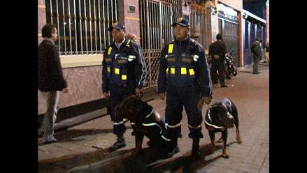 Hallan a española drogada e inconsciente en avenida Arequipa