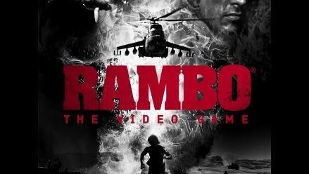 Rambo tendrá nuevo videojuego