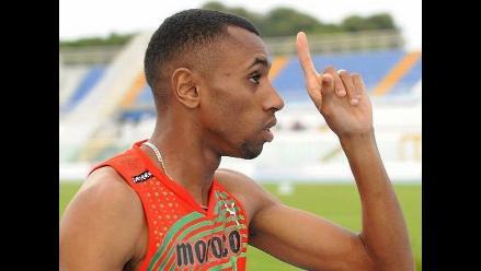 Atleta marroquí Amine Laalou es excluido de Londres 2012 por dopaje