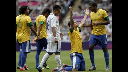 Brasil gana 3-2 a Honduras y sigue firme hacia el oro olímpico en fútbol