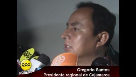 Gregorio Santos: Ha llegado el punto final de la labor de facilitadores