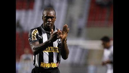 Clarence Seedorf marca primer gol en Brasil en remontada del Botafogo