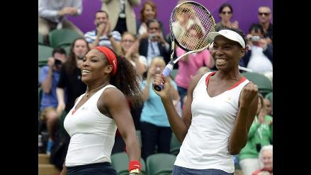 Juegos Olímpicos: Hermanas Williams consiguen medalla de oro en dobles