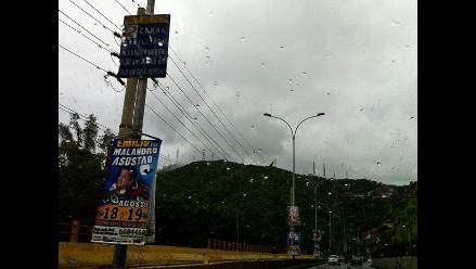 Alerta en el Caribe de Honduras por tormenta tropical Ernesto