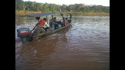Rescatan a guardaparques de Sernanp extraviado en Madre de Dios