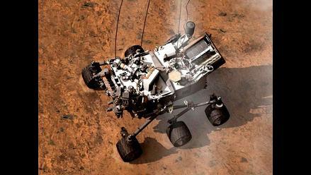 Los ´siete minutos de terror´ del aterrizaje del Curiosity en Marte