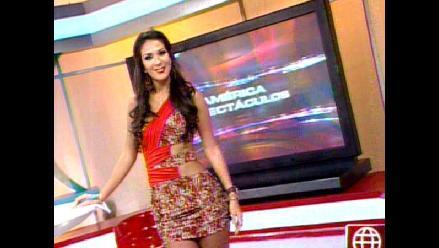 Silvia Cornejo vuelve a la conducción con bloque de espectáculos