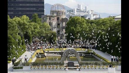 Japón recuerda hoy 67 años de tragedia nuclear de Hiroshima