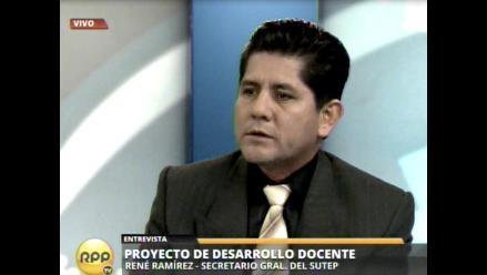 Sutep pide discusión de propuesta enviada al Congreso